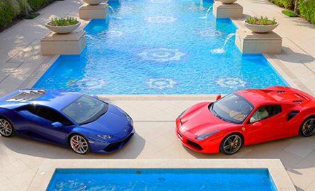 Luxusauto mieten in Dubai bei Edel & Stark