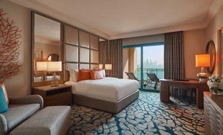 Schlafzimmer im Hotel Atlantis The Palm in Dubai