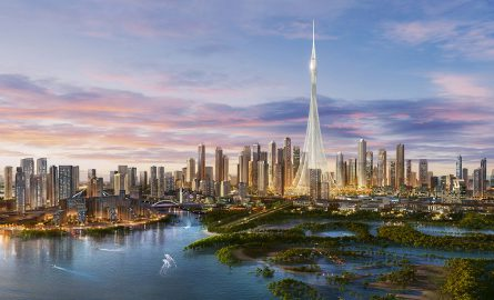 Dubai Creek Tower Tickets online kaufen