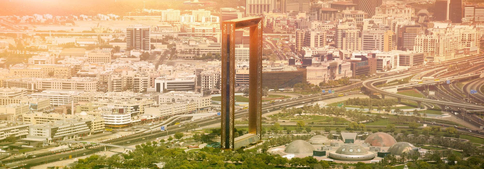 Dubai Frame Tickets online buchen