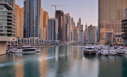 Dubai Marina Stadtteil