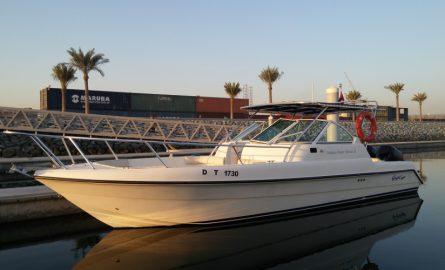 Günstige Yacht in Dubai chartern