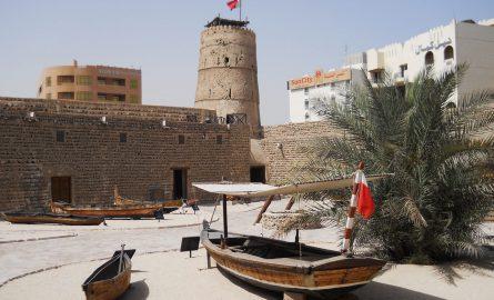 Historisches Museum in Dubai als kostenloses Erlebnis