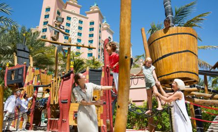Familienhotel Atlantis The Palm