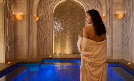 Jacuzzi im Shuiqi Spa im Hotel Atlantis