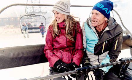 Ein Spaß für die ganze Familie ist die Ski Halle Ski Dubai