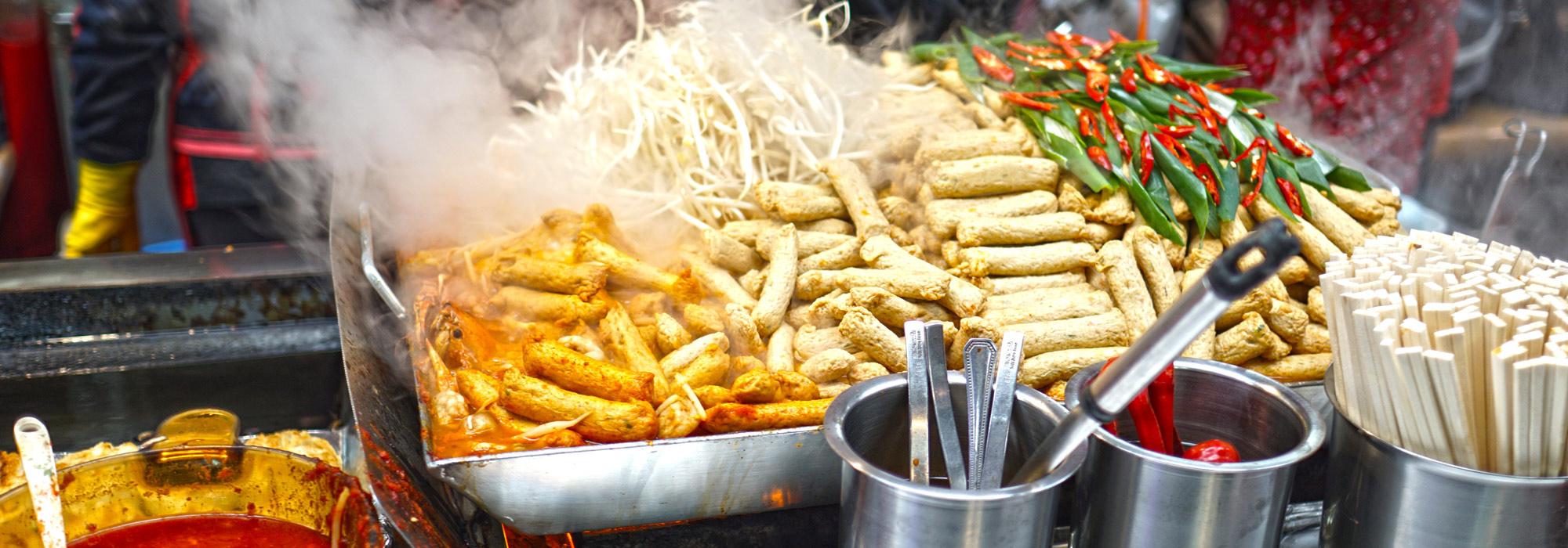 Streetfood in Dubai