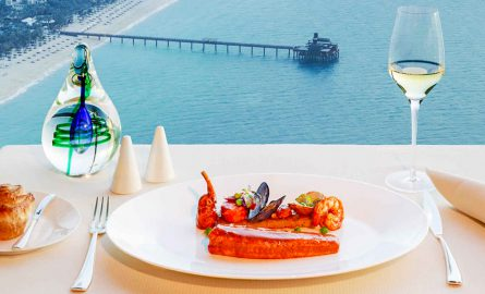 Restaurants im Burj al Arab