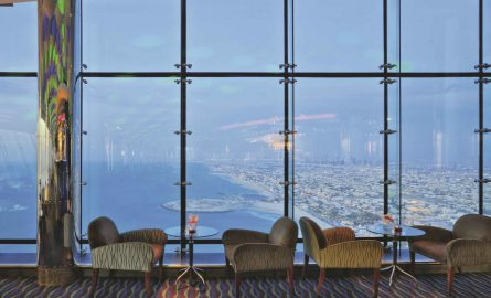 Skyview Bar im Burj al Arab