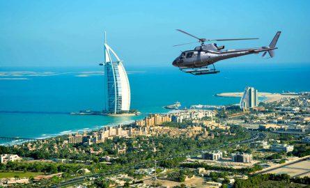 Helikopter Rundflug in Dubai günstig online buchen