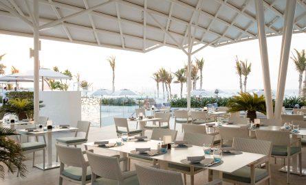 Scape Restaurant im Burj al Arab