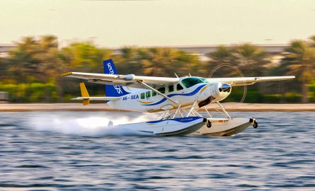 Rundflug mit dem Wasserflugzeug günstig online buchen