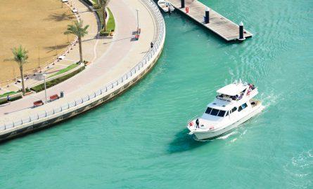 Yacht und Bootstouren in Dubai Marina online buchen