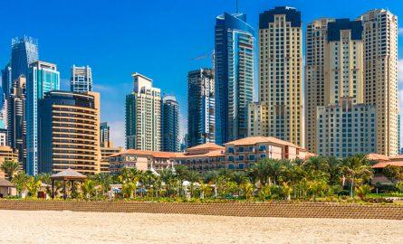 Strandhotel in Dubai