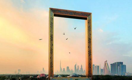 Erkunden Sie Dubai mit einem Dubai Frame Ticket
