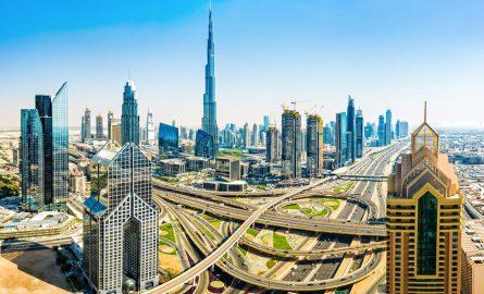 Informationen über die Stadt Dubai