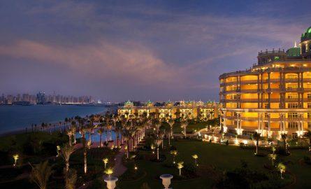 Kempinski Hotel Residences auf der Palm Jumeirah