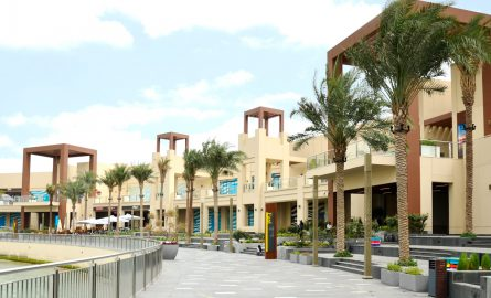 The Pointe Shopping auf der Palm Jumeirah