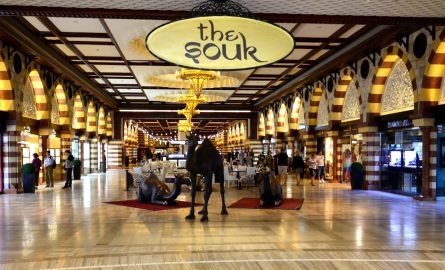 The Souk Goldmarkt in der Dubai Mall