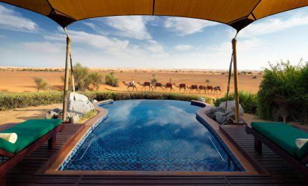 Wüstenhotel Al Maha