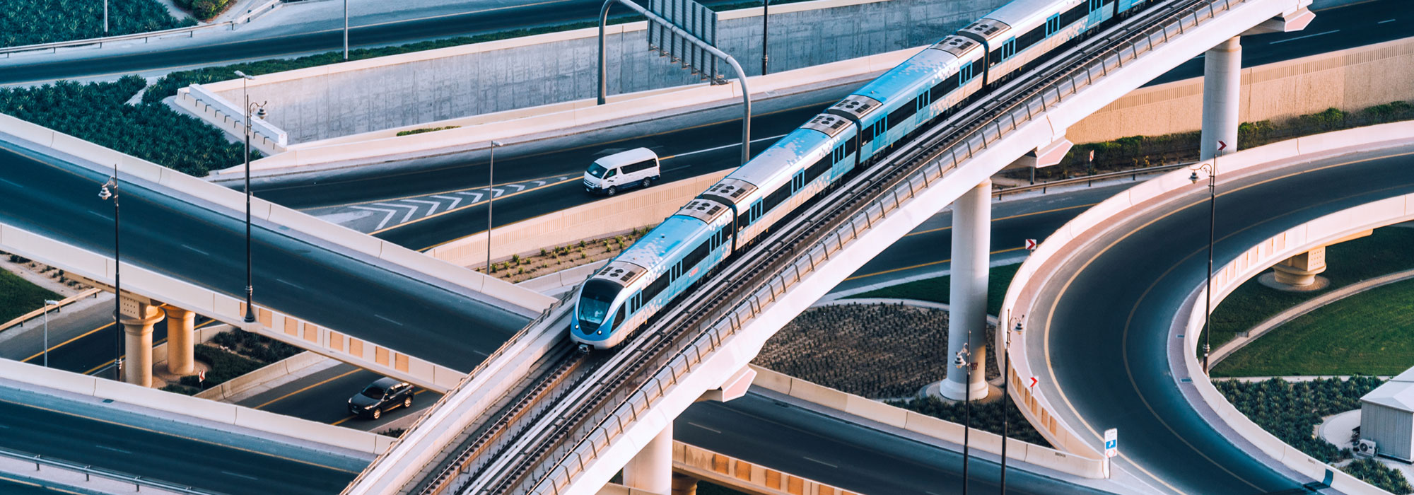 Transportmittel in Dubai