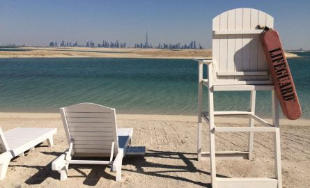 Lebanon Island in Dubai