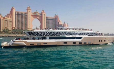 Mega Yacht Lotus