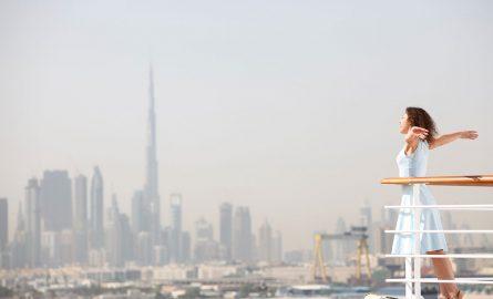 Kreuzfahrt nach Dubai