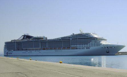 MSC Kreuzfahrt nach Dubai