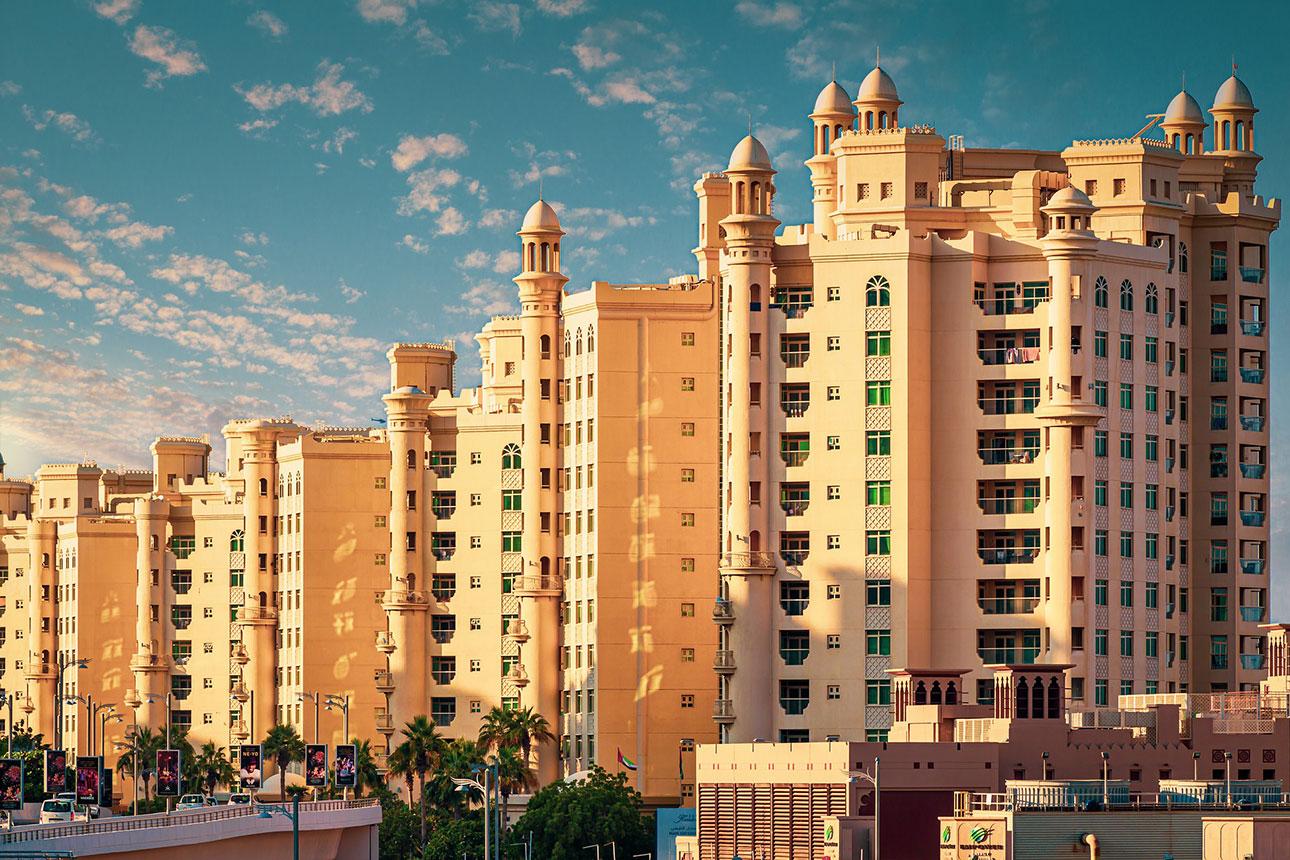 Ferienwohnungen in Dubai