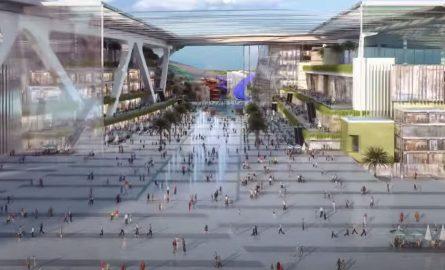 Meydan One Mall in Dubai
