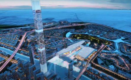 Meydan One Tower in Dubai