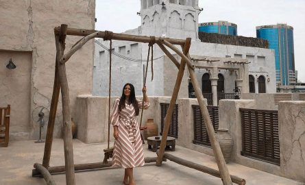 Fotoshooting in Al Seef