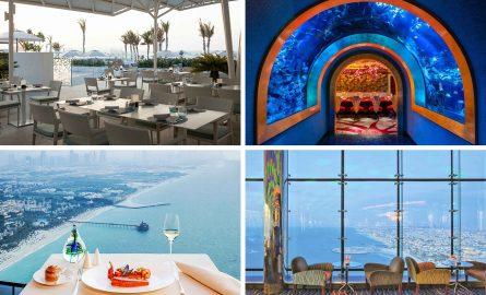 Burj al Arab Restaurant Kombiticket